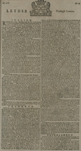Leydse Courant 1728-06-04