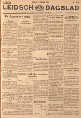 Leidsch Dagblad 1942-02-03