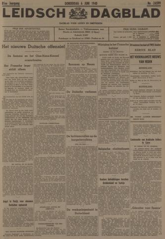 Leidsch Dagblad 1940-06-06