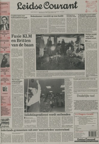 Leidse Courant 1992-02-27