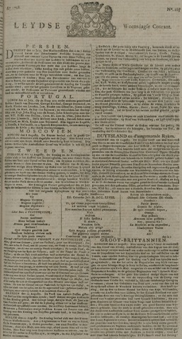 Leydse Courant 1728-09-01