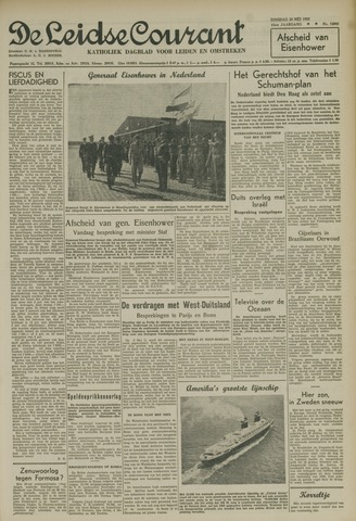 Leidse Courant 1952-05-20