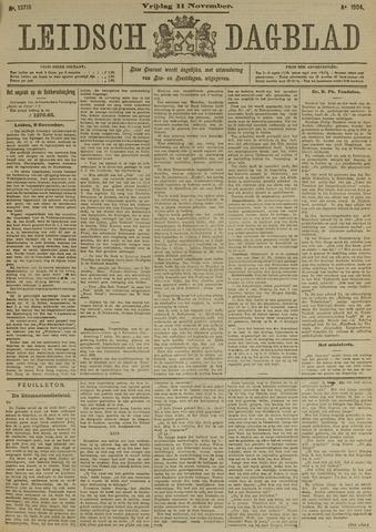 Leidsch Dagblad 1904-11-11