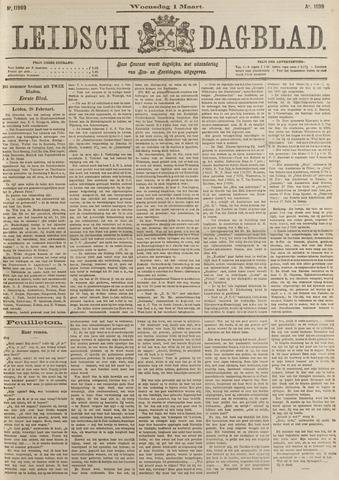 Leidsch Dagblad 1899-03-01