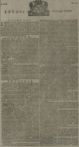 Leydse Courant 1729-11-14