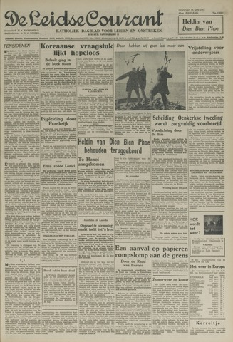 Leidse Courant 1954-05-25