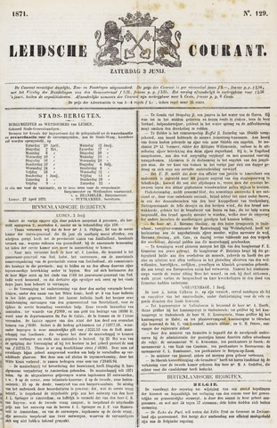 Leydse Courant 1871-06-03