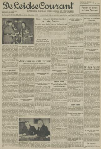 Leidse Courant 1949-01-28