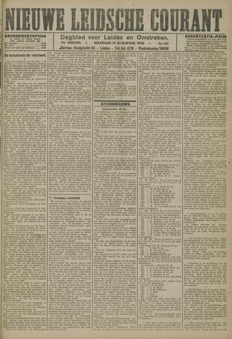 Nieuwe Leidsche Courant 1923-08-13