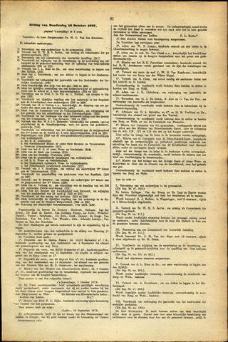 Handelingen van de Raad 1879-10-16