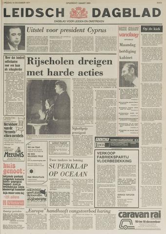 Leidsch Dagblad 1977-12-16