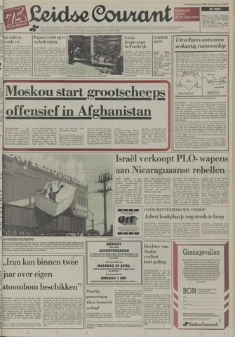 Leidse Courant 1984-04-25