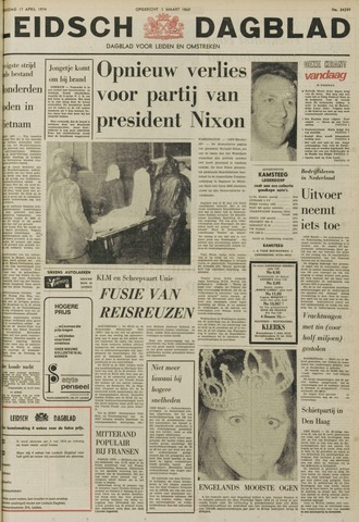 Leidsch Dagblad 1974-04-17