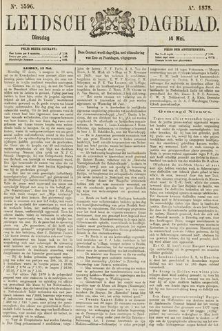 Leidsch Dagblad 1878-05-14