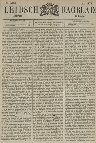 Leidsch Dagblad 1878-10-19
