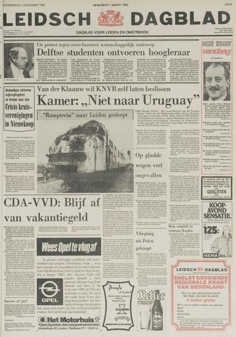 Leidsch Dagblad 1980-12-04