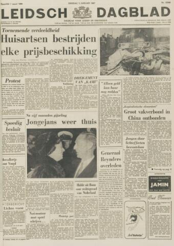 Leidsch Dagblad 1967-01-03