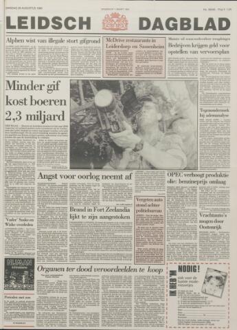 Leidsch Dagblad 1990-08-28