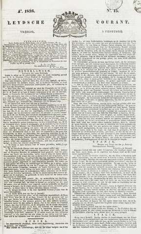 Leydse Courant 1838-02-02