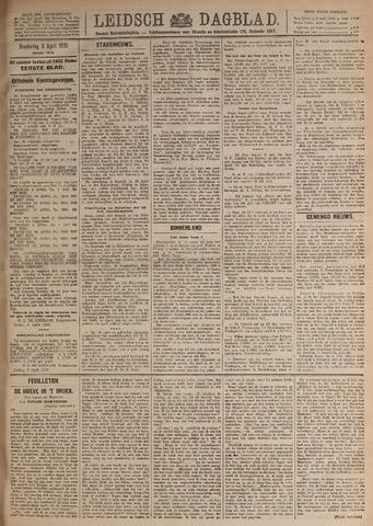 Leidsch Dagblad 1920-04-08