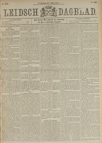 Leidsch Dagblad 1896-01-10