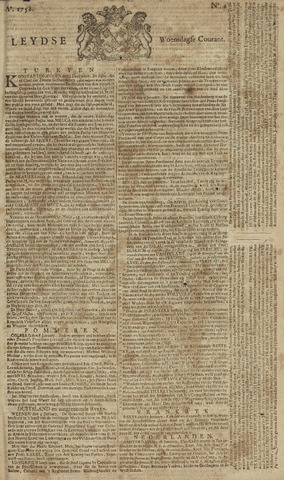 Leydse Courant 1758-01-18