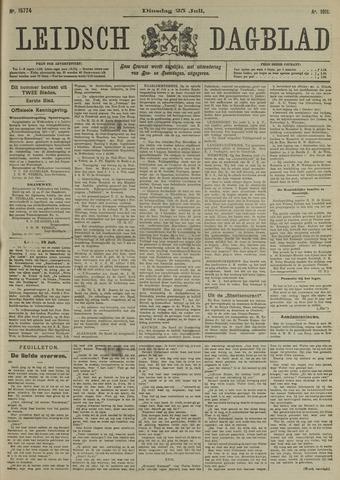 Leidsch Dagblad 1911-07-25