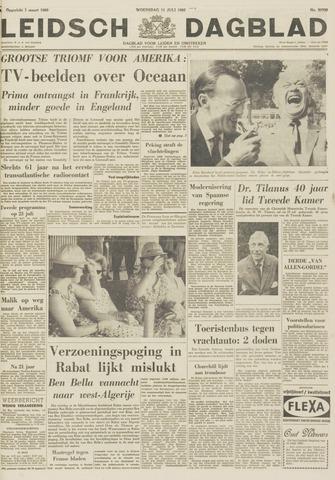 Leidsch Dagblad 1962-07-11
