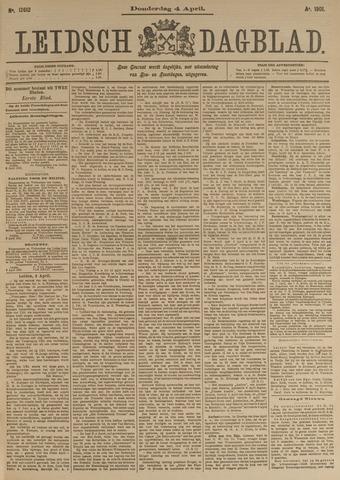 Leidsch Dagblad 1901-04-04