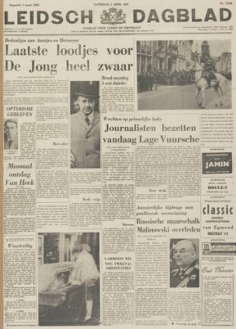 Leidsch Dagblad 1967-04-01