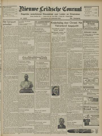 Nieuwe Leidsche Courant 1938-01-29