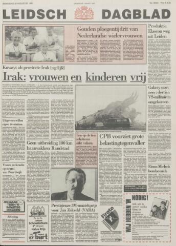 Leidsch Dagblad 1990-08-29