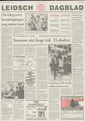 Leidsch Dagblad 1988-03-14