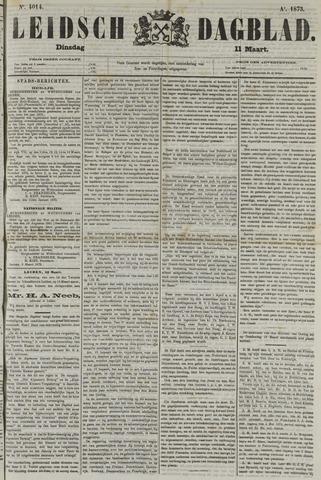 Leidsch Dagblad 1873-03-11