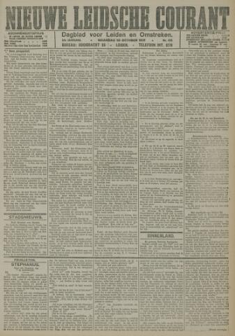 Nieuwe Leidsche Courant 1921-10-10
