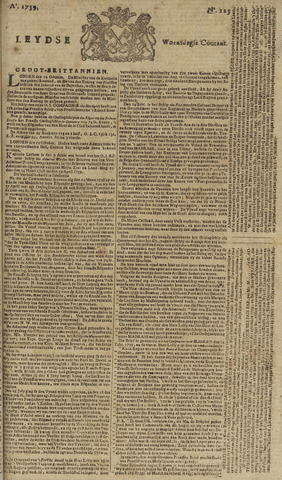Leydse Courant 1759-10-17