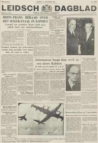 Leidsch Dagblad 1956-09-11