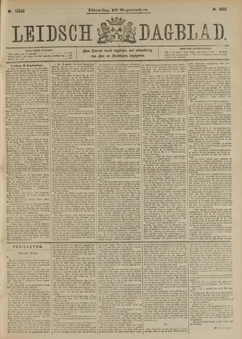 Leidsch Dagblad 1902-09-16