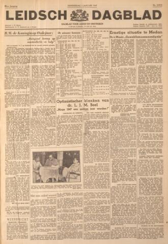 Leidsch Dagblad 1947