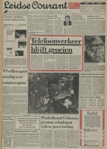 Leidse Courant 1985