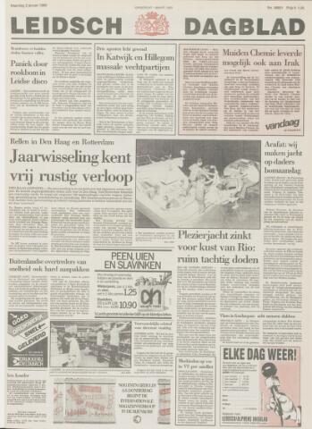 Leidsch Dagblad 1989