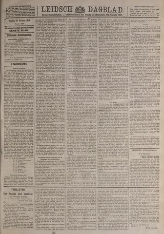 Leidsch Dagblad 1919-10-24