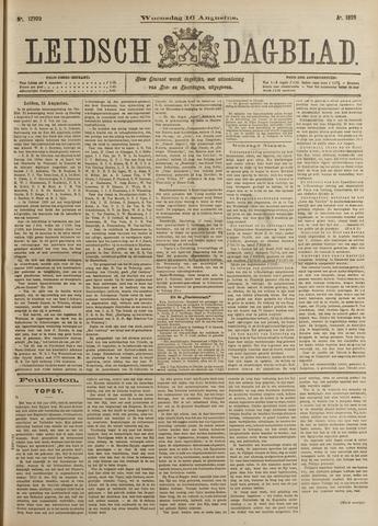 Leidsch Dagblad 1899-08-16