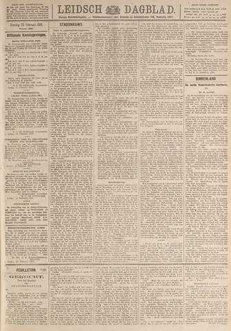 Leidsch Dagblad 1919-02-25