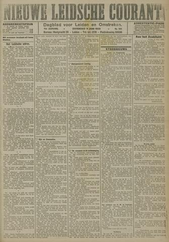 Nieuwe Leidsche Courant 1923-06-09