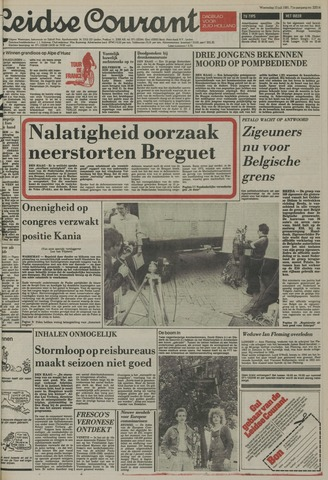 Leidse Courant 1981-07-15