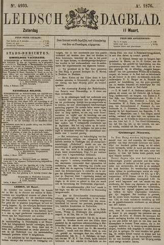 Leidsch Dagblad 1876-03-11