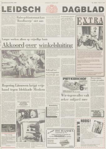 Leidsch Dagblad 1990-04-28