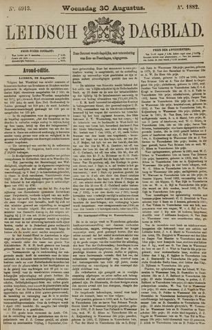 Leidsch Dagblad 1882-08-30