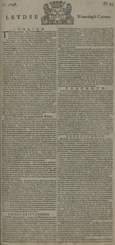 Leydse Courant 1748-08-07